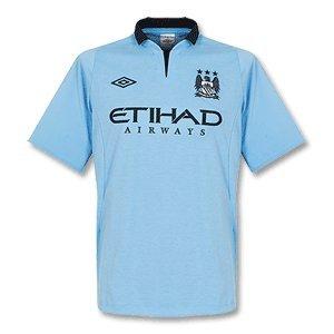 Manchester City Home Football Shirt 2012/13, Size 40