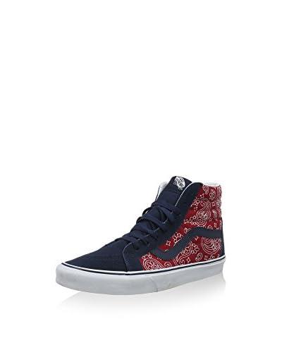 Vans Zapatillas abotinadas Ua Sk8-Hi Reissue Rojo / Negro