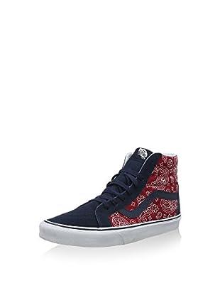 Vans Zapatillas abotinadas Ua Sk8-Hi Reissue (Rojo / Negro)