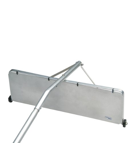 Great Deal! Garelick 89516 16-Foot Aluminum Snow Trap Roof Rake With 7-Inch by 24-Inch Blade