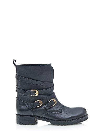 Versace Jeans Couture Stiefel (F-03-St-35651) - 41(DE) / 41(IT) / 41(EU) - schwarz