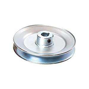 Phoenix V-Belt Pulley - 5/8in. Bore, 4in. Outside Dia. [Misc.]