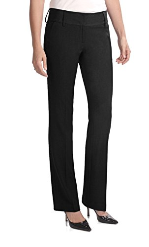 AMANDA + CHELSEA STRAIGHT LEG PETITE DRESS PANT WOMEN'S US SIZE 8P