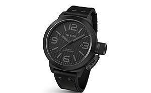 TW Steel Herren-Armbanduhr Canteen Style Cool Black TW-822