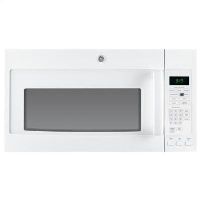 Ge Pvm9195Dfww Profile 1.9 Cu. Ft. White Over-The-Range Microwave