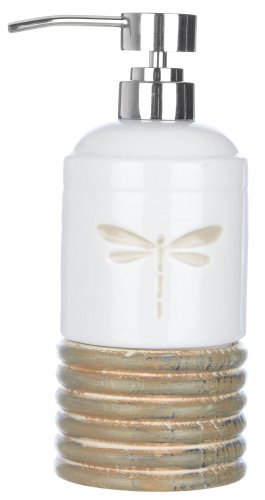 Creative Bath Products Dragonfly Lotion Dispenser (Fly Dispenser compare prices)
