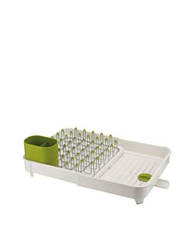 Joseph Joseph Extend Expandable Dish Rack, White