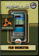 Sonic Refill Vol. 15 - Film Orchestra CD