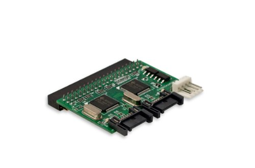 Syba I/O Crest IDE to 2x SATA Converter and JMicro Chipset