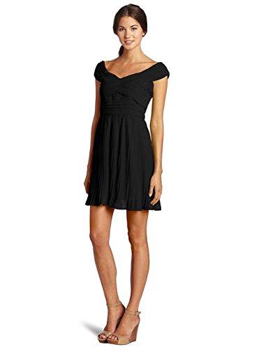 Bb Dakota Women'S Anu Dress, Black, 4