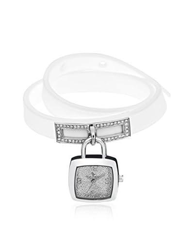 Laurens Reloj de cuarzo 027020BB Blanco 23 mm