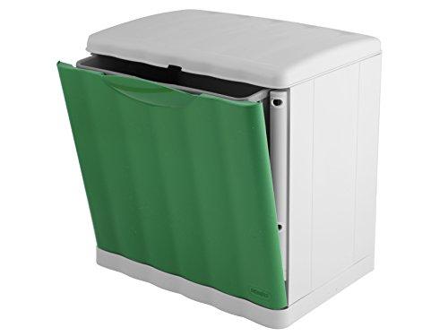 Stefanplast Ecospace Contenitore Rettangolare, Plastica, 20 litri