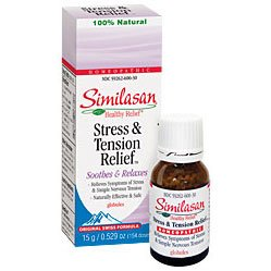 Similasan Stress/Tension Relief Globules - 0.53 oz. ( Multi-Pack)