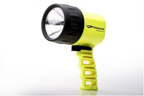Princeton Tec Miniwave 4 C-Cell Dive Light (Yellow)