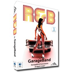 R&B for GarageBand - AMG