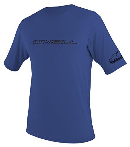O' Neill Uomo Rash Guard di protezione solare SPF50+ T Shirt/Top none M