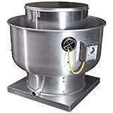 Fantech 5bdu12 Belt Drive Upblast 12 Lmd Shell Only Industrial Scientific