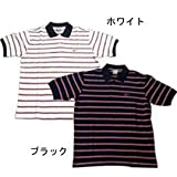 ◆父の日オススメ◆NIKE(ナイキ)S/Sストライプピケポロシャツ108827 (T市)