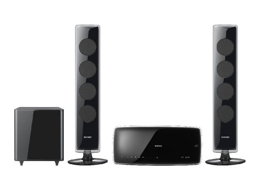 Samsung HT-BD7200 Bluetooth Speaker Bar Home Theater System (Black)