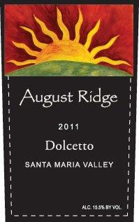 2011 August Ridge Dolcetto 750 Ml