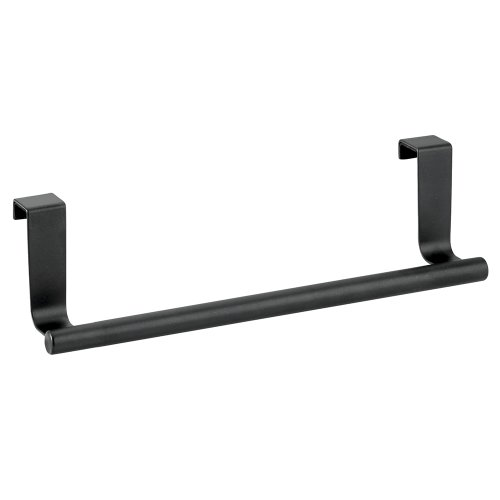 interdesign forma the cabinet kitchen dish towel bar