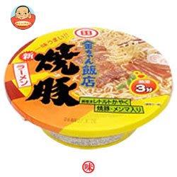 徳島製粉 金ちゃん飯店 焼豚ラーメン156g×12個入