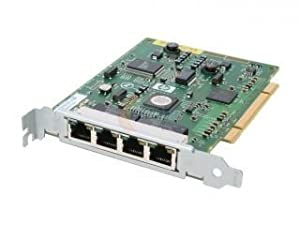 HP NC150T PCI 4-port Gigabit Combo Switch Adapter