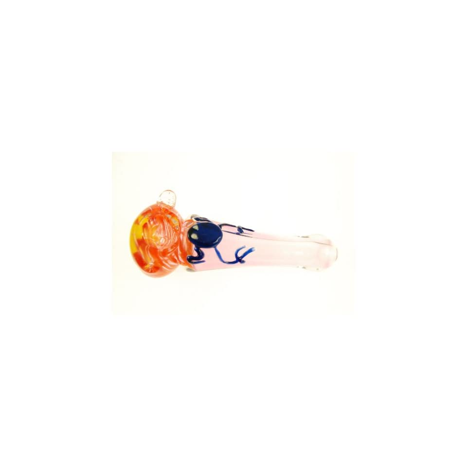 Duce Tobacco Smoking Glass Pipe W/free Glass Screen on PopScreen