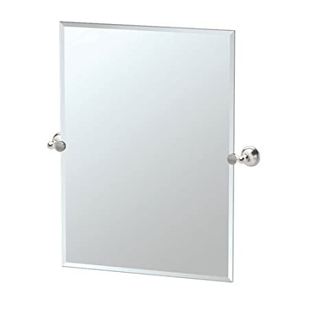 Gatco Laurel Ave Tilting Rectangle Wall Mirror (Beveled) 4599S by Gatco