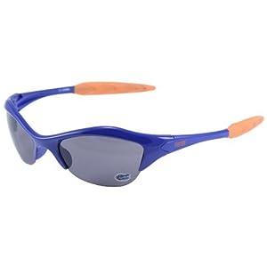Buy Florida Gators Royal Blue Half Time Sunglasses by Football Fanatics