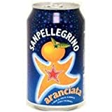 San Pellegrino Aranciata Orange Drink (33cl)
