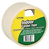 Intertape 9970 Indoor Carpet Tape 1.87-Inches x 36-Yards