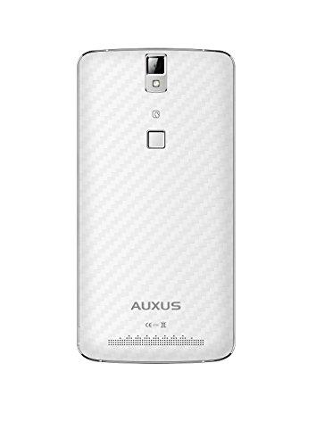 Auxus PRIME P8000 - White - Finger Print Sensor - 3GB RAM - FHD - 4165mah-iberry