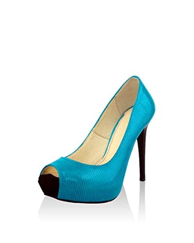 MYS Zapatos peep toe Melrose Bay
