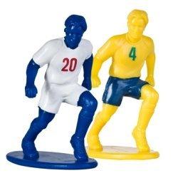 Buy Low Price Kasey Kids Kasey Kids Soccer Guys – Blue vs. Yellow Figure (B000H6DKKE)