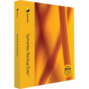 Symantec Backup Exec 2010 for Windows Small Business Server with 12 Months Essential Support [Old Version]