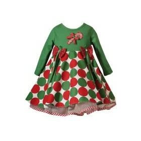 Christmas, Christmas Dress, Girls Christmas Dress, Infant
