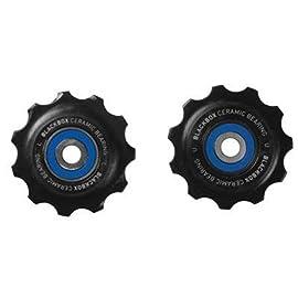 SRAM 2012 BlackBox Ceramic Bearing Road Bicycle Derailleur Pulleys - 00.7915.016.000
