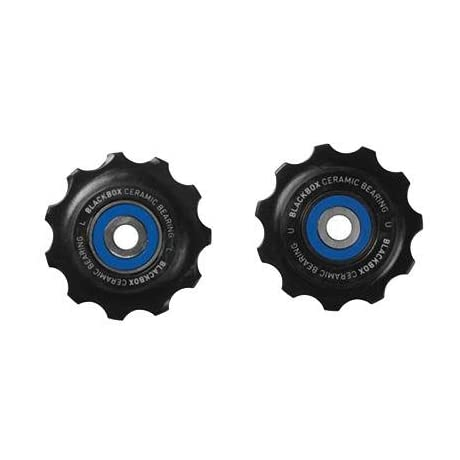 SRAM 2012 BlackBox Ceramic Bearing Road Bicycle Derailleur Pulleys - 00.7915.016.000
