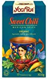 THREE PACKS of Yogi Tea Sweet Chili Mexican Spice Tea 15 Bag