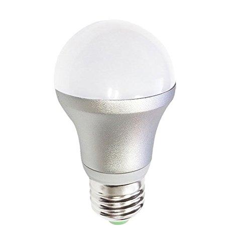Feifeier rgb led bulb e27 home bulb remote controlled for Buyers choice light bulbs
