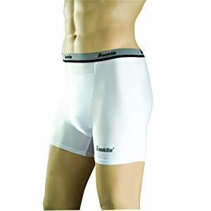 Franklin Sports Teen Compression Short With Quad Flex Cup by Franklin