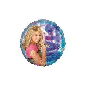 """Hanna Montana"" 18"" Mylar Balloon (Pack of 3) - 1"