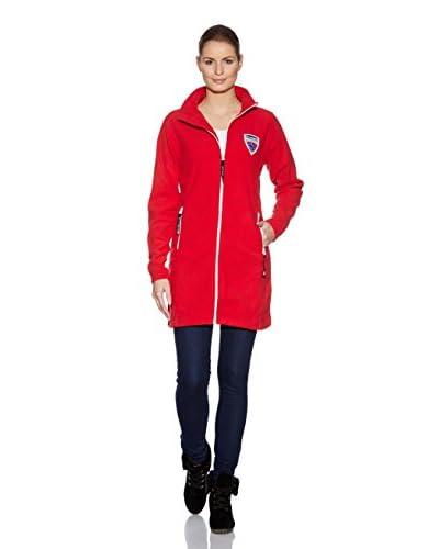 Nebulus Abrigo Polar Feely Rojo M