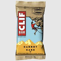Clif® Bar (12 Bars/Box) Carrot Cake