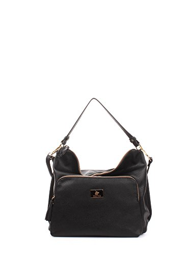 Greenwich Polo Club PG16W13802 Hobo Bag Donna Nero Pz