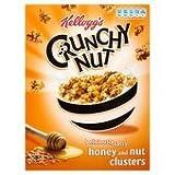Kellogg's Crunchy Nut Clusters Honey & Nut 450G