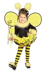 Bumble Bee Child Costume