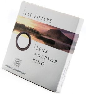 Lee Filters Wide Angle Adaptor Ring - 55mm