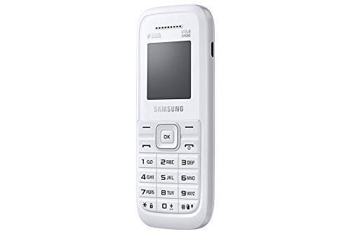 SAMSUNG GURU FM Plus SM-B110E/D (White)
